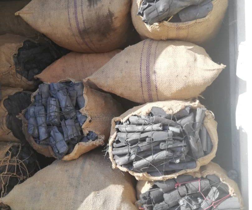 فحم الطلح السوداني